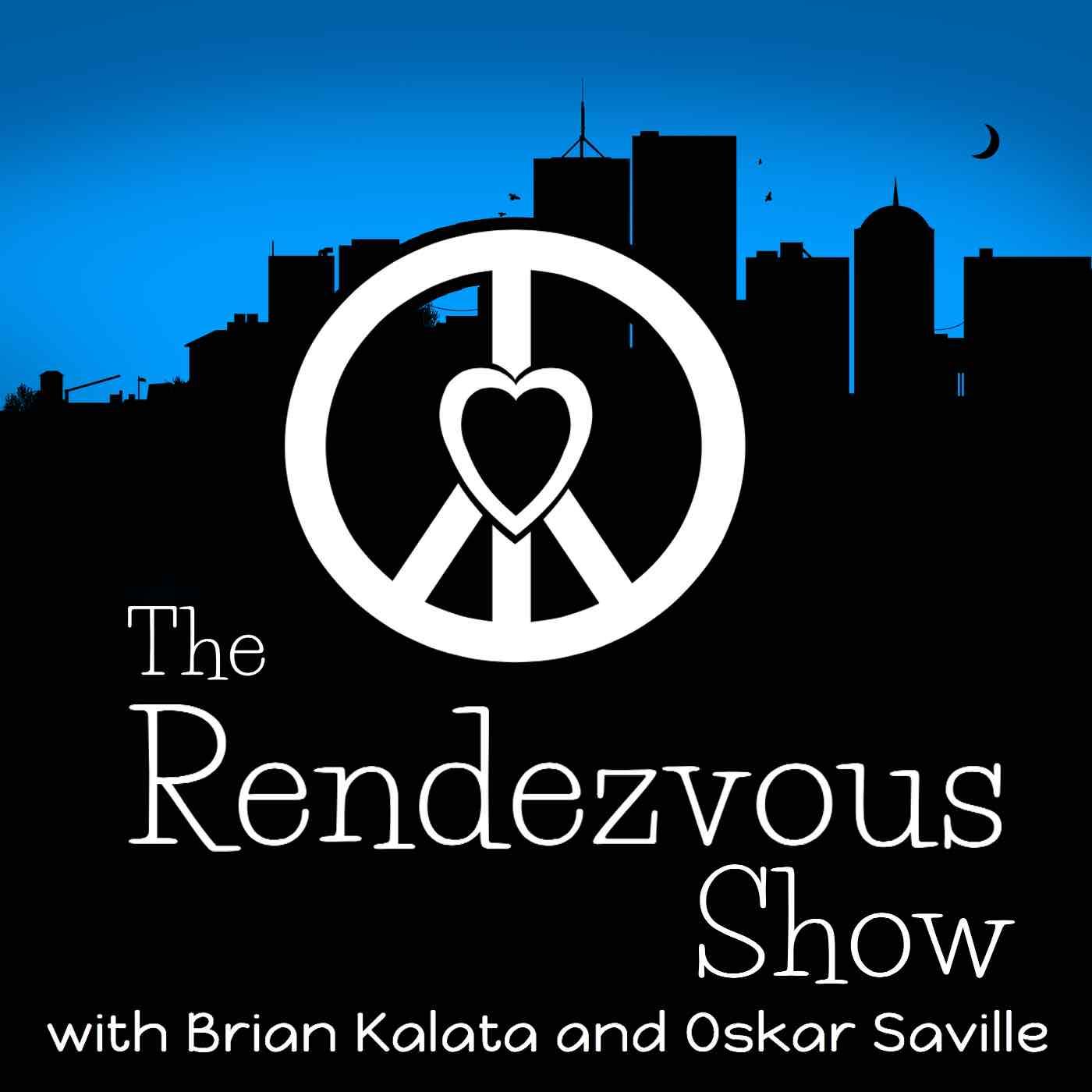 Rend Show Temp logo blue